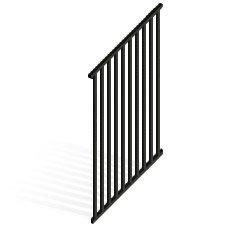 Flat-Top Aluminium Panel
